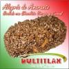 Alegría de Amaranto Ovalado con Chocolate Semi-amargo y Cereal ::