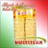 Alegría de Amaranto Redonda Chica 2 Paq. 10 Pz.  Peso 300 gr. Diámetro 5 cm, Largo 16 cm. Ingredientes: Amaranto y Miel.